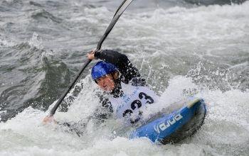 Na 3. kole Svetového pohára vo vodnom slalome bude štartovať aj Elena Kaliská