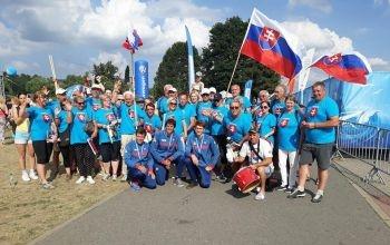 ME: Slovensko sa dočkalo medaily, máme striebro v hliadkach