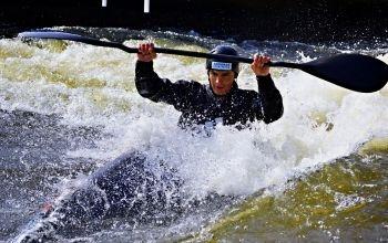 2015 ICF Canoe Slalom Ranking Markkleeberg