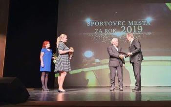 Športovec mesta 2019