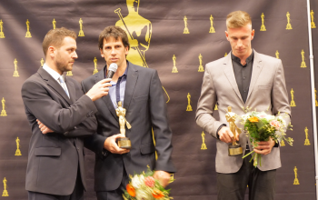 Športovcami roka 2018 sú A. Slafkovský a S. Baláž