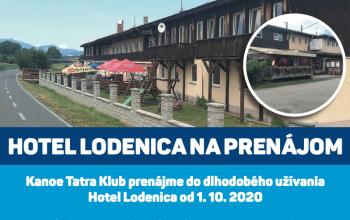 Hotel Lodenica na prenájom