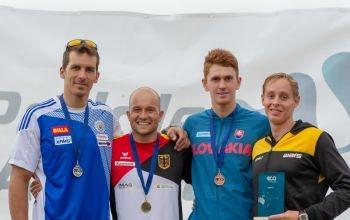 Na Oceania Open slovenská medailová žatva