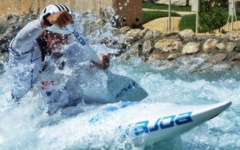 Na Liptovských slalomoch zo Slovákov víťazne Martikán a Škáchová