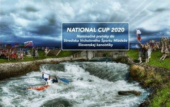 Víťazmi National Cupu Beňuš, Mintálová, Halčin a Luknárová