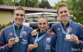 MSJ: Veľké úspechy Slovenska, máme až tri zlaté